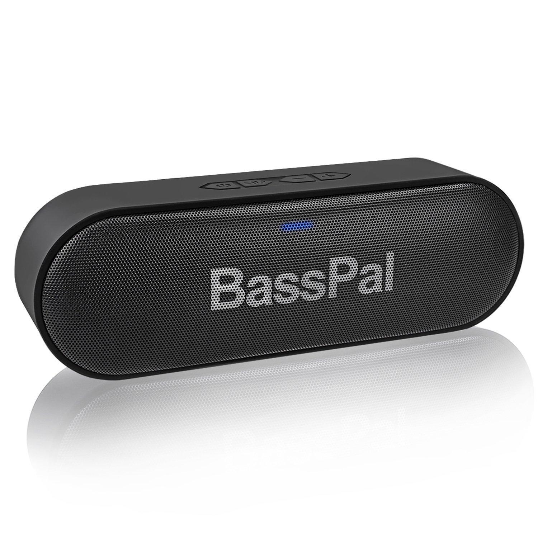 Altavoz Portátil Bluetooth BassPal SoundRo imagen