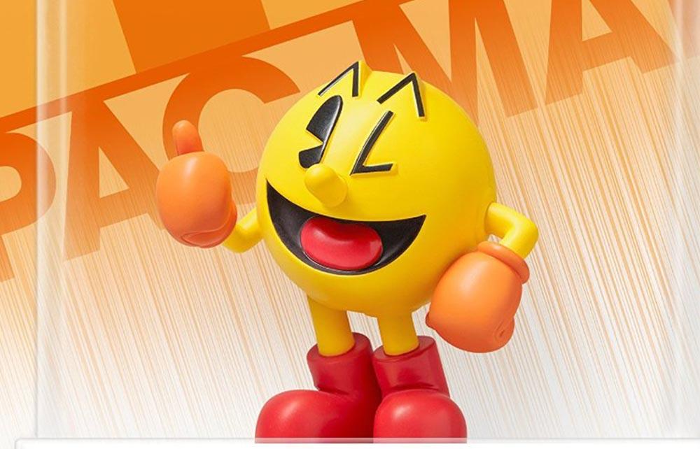 Amiibo Pac-Man imagen