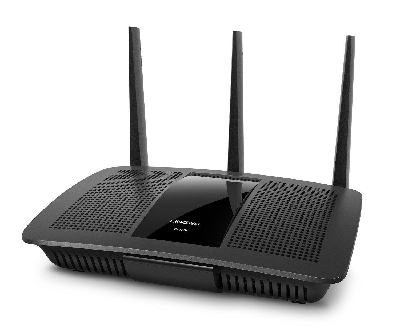 Linksys EA7500-EU - Router WiFi Gigabit MU-MIMO AC1900 MAX-Stream imagen