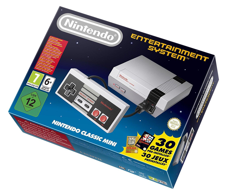 NES Mini imagen