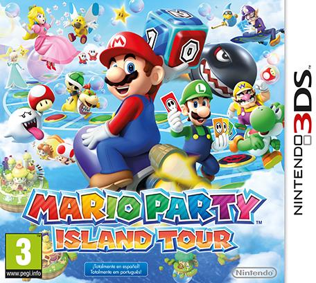 Mario Party: Island Tour imagen