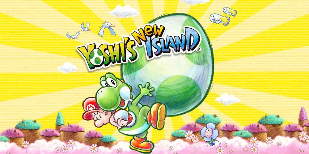 Yoshi's New Island imagen
