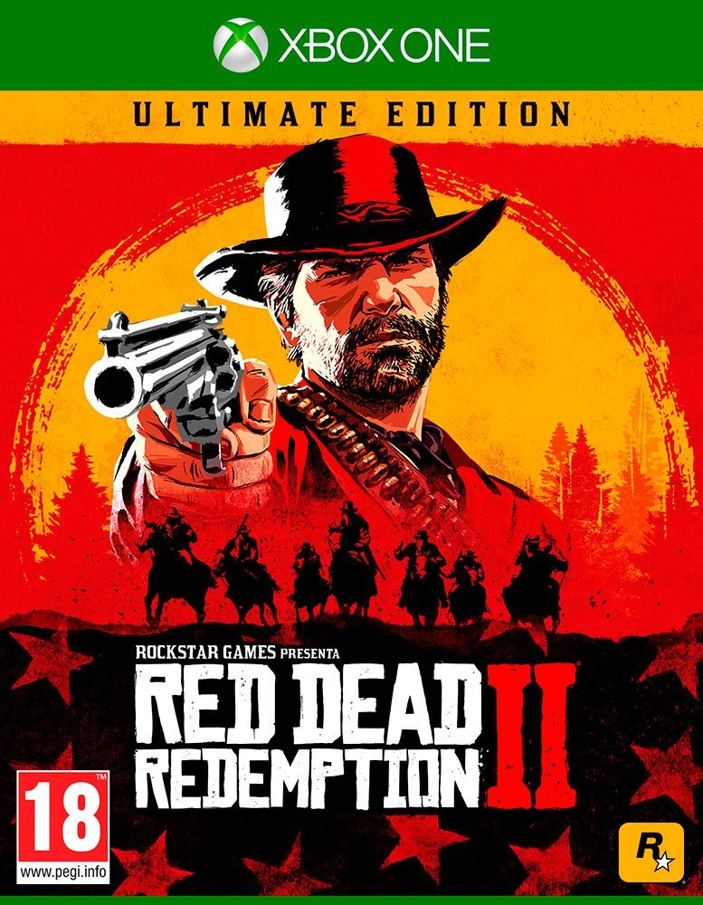 Red Dead Redemption 2 - Ultimate Edition (Xbox One) imagen