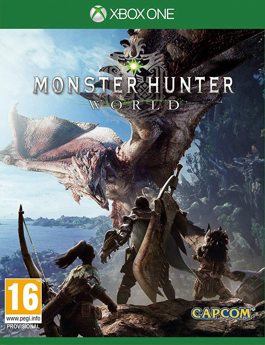 Monster Hunter: World (XBOX ONE) imagen
