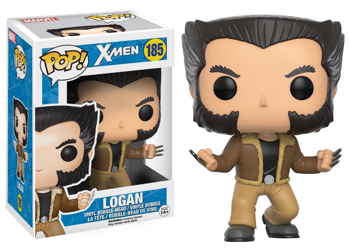 FunKo POP! Bobble - Marvel: X-Men: Logan imagen