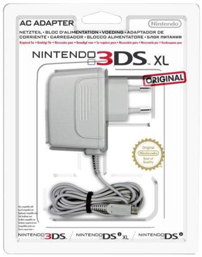 Nintendo 3DS / 3DS XL/ DSi/ DSi XL Adaptador a Corriente imagen