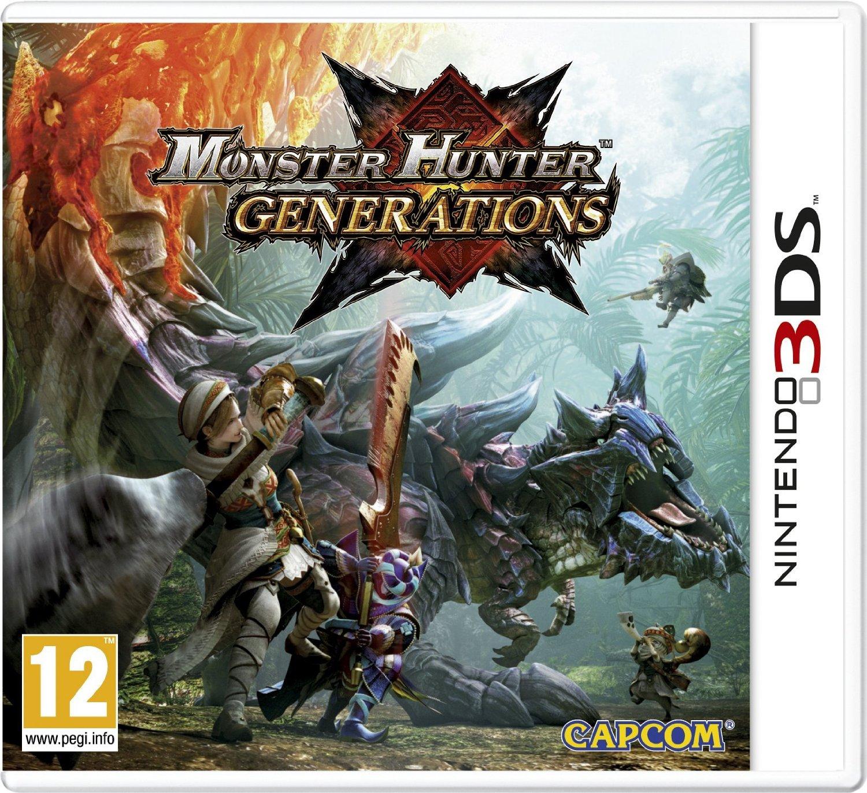 Monster Hunter Generations (Nintendo 3DS) imagen