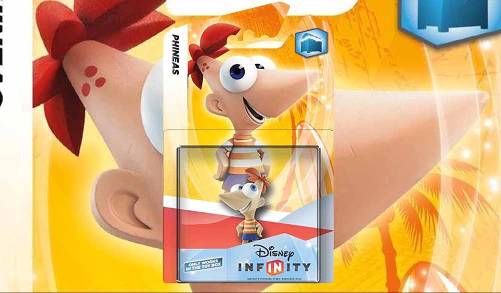 Disney Infinity - Phineas imagen