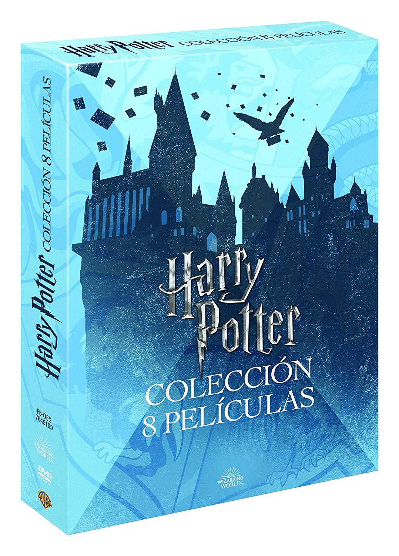 Harry Potter Colección Completa Ed. 2018 [DVD] imagen