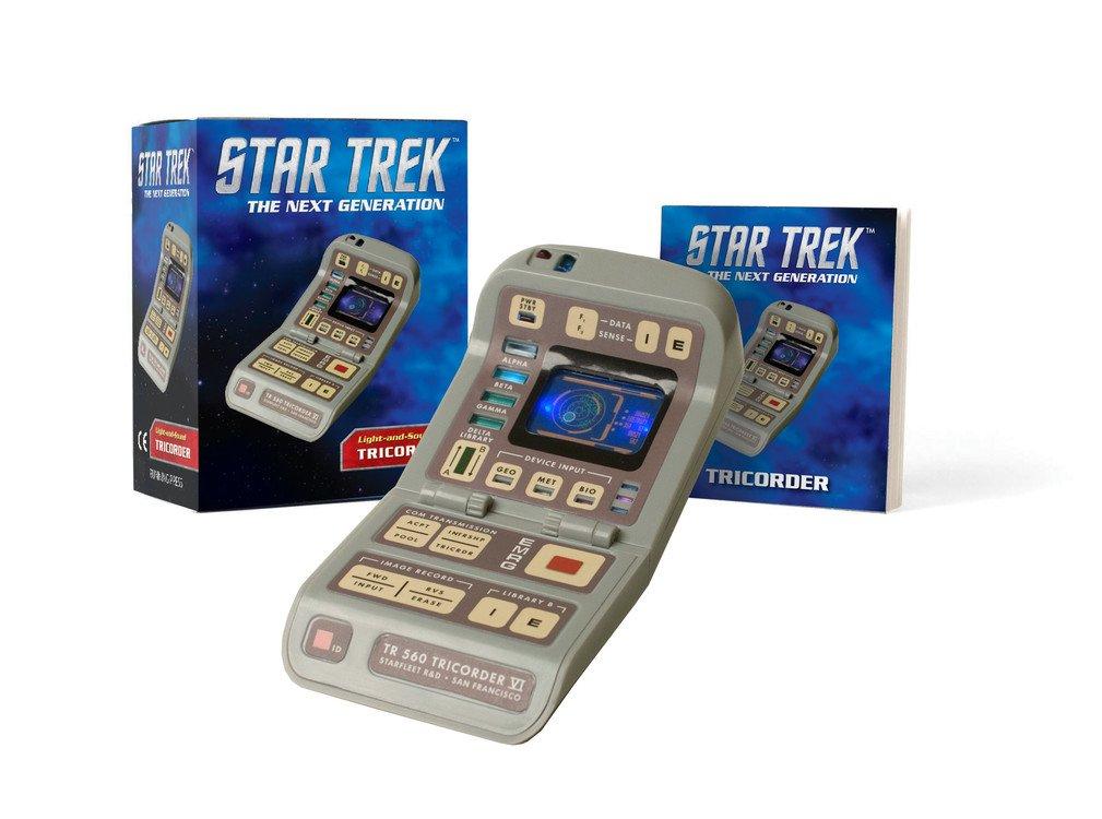 Star Trek. Light-and-sound Tricorder  imagen