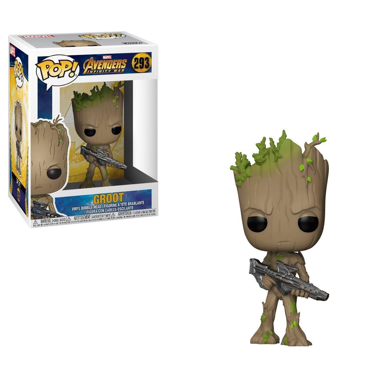 Pop! - Marvel: Groot Avengers Infinity War imagen
