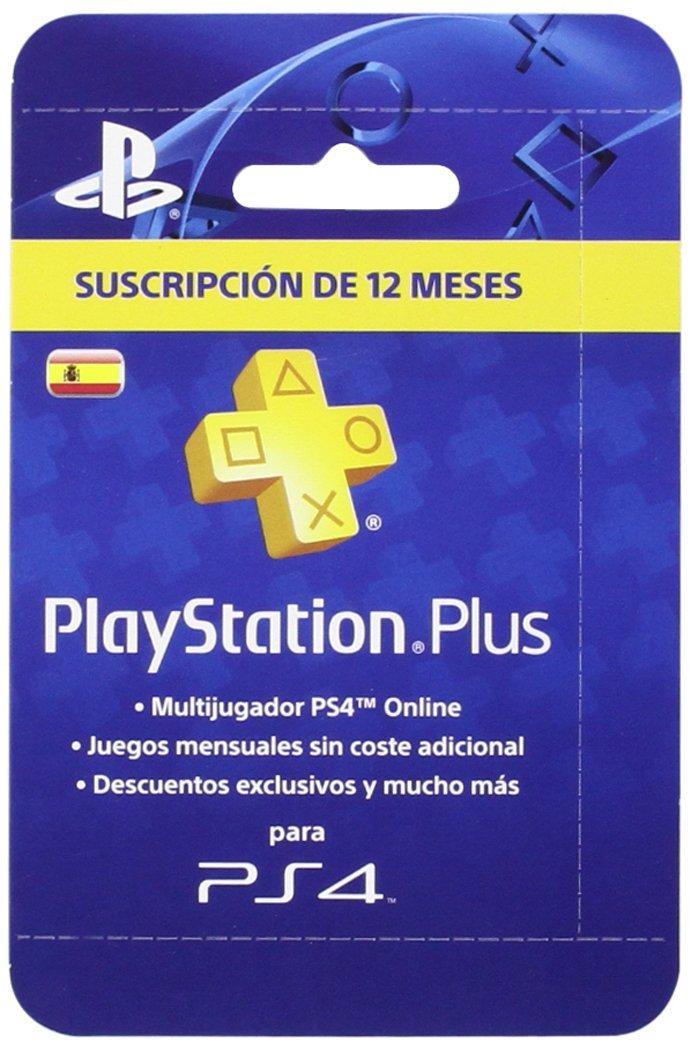 Sony - Tarjeta PSN Plus Para 365 Días imagen