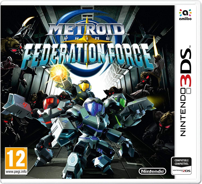 Metroid Prime: Federation Force imagen