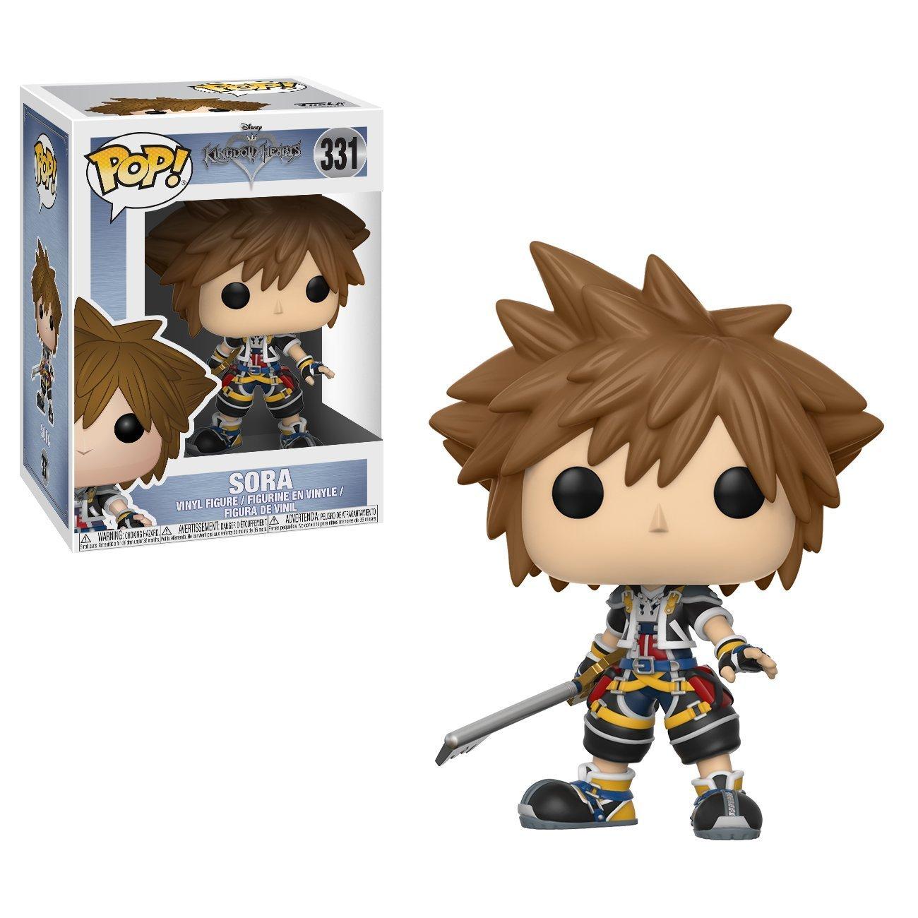 Funko POP! Kingdom Hearts: Sora imagen
