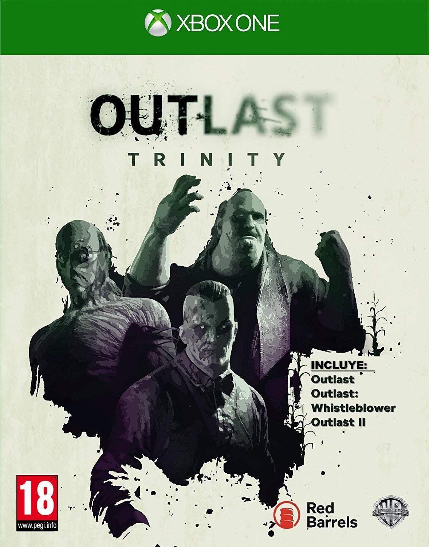 Outlast Trinity XBOX ONE imagen