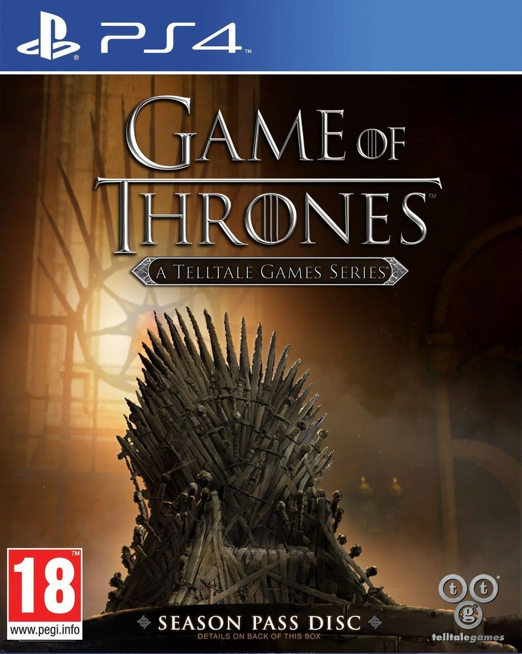 Game of Thrones - A Telltale Games Series (PS4) imagen