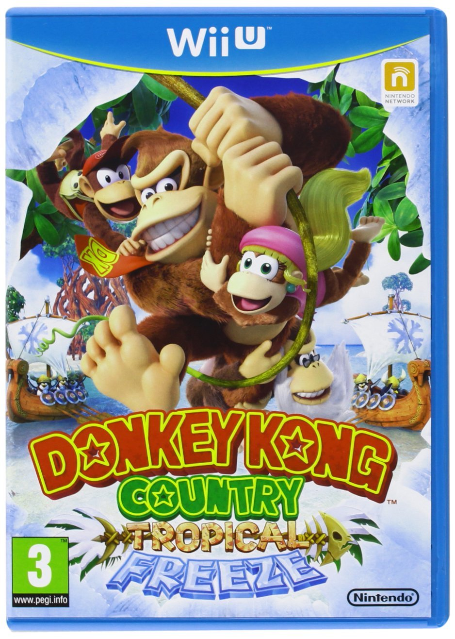 Donkey Kong Country: Tropical Freeze imagen