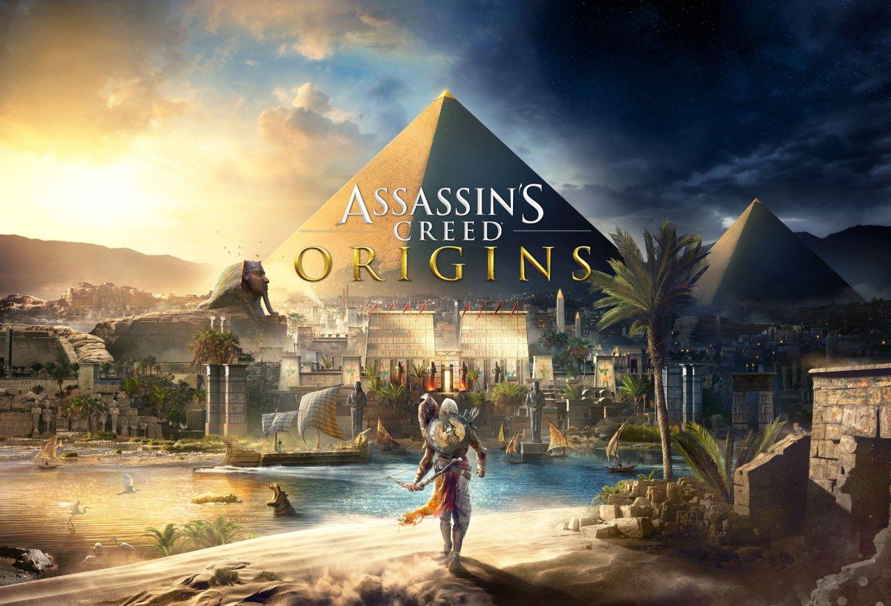 Assassin's Creed® Origins (PS4) imagen