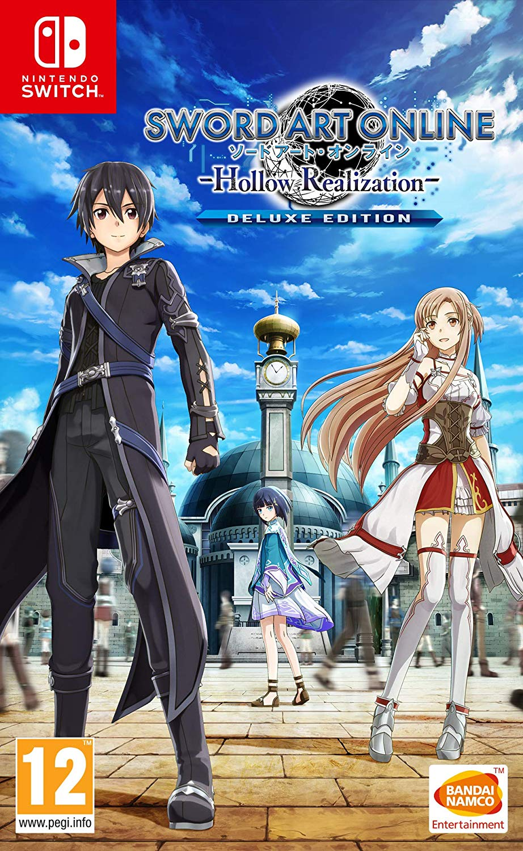 Sword Art Online: Hollow Realization - Deluxe Edition imagen
