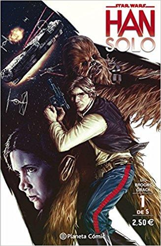 Cómics Star Wars Han Solo imagen