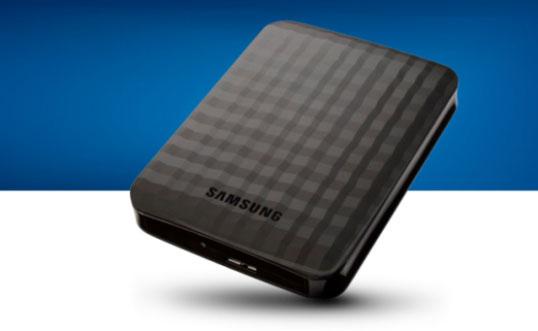 Disco duro externo de 2 TB Samsung (USB 3.0) imagen
