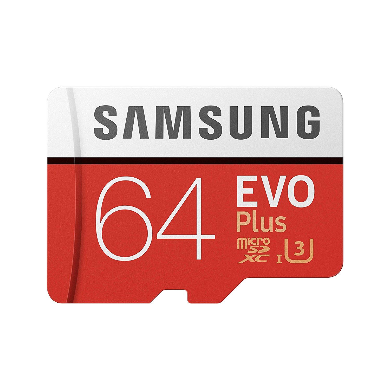 Samsung EVO Plus - MicroSD 64 GB imagen