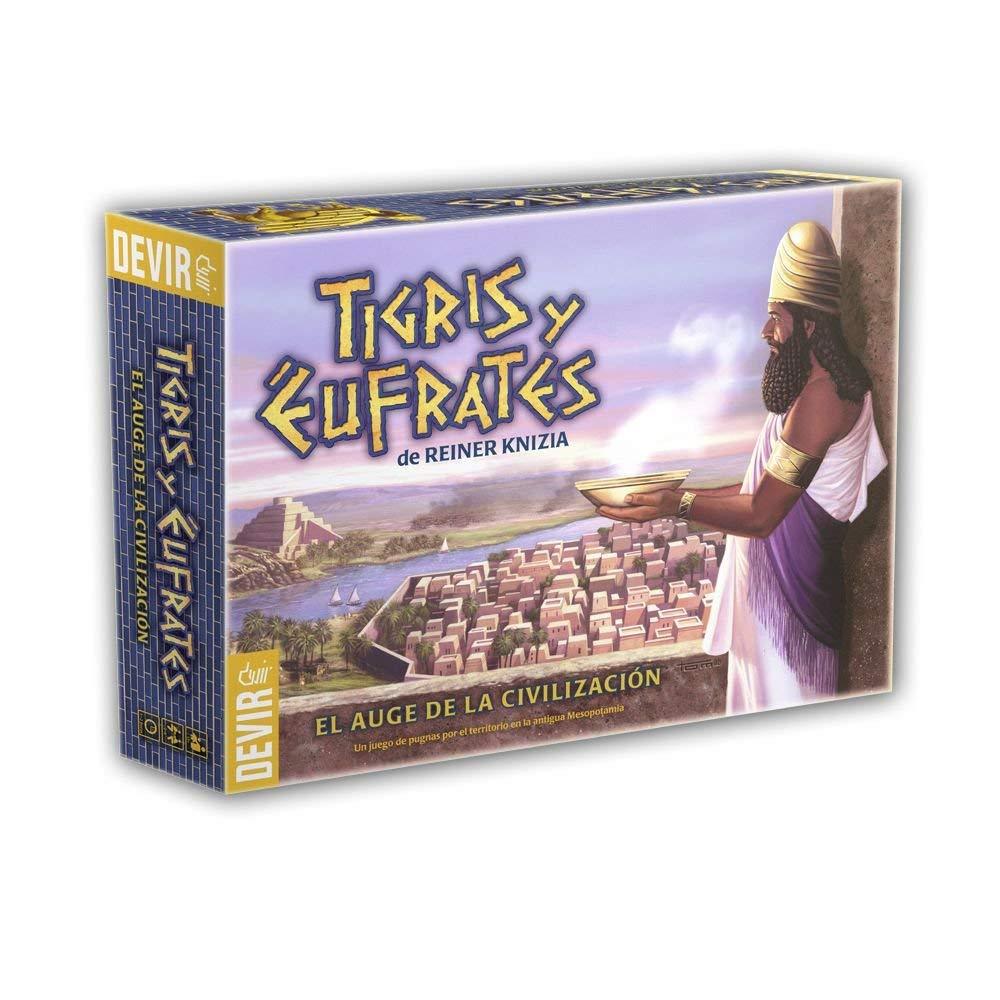 Devir Tigris y Éufrates, juego de mesa imagen