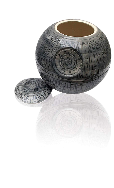 Zeon Star Wars Death Star Cookie Jar cerámica imagen