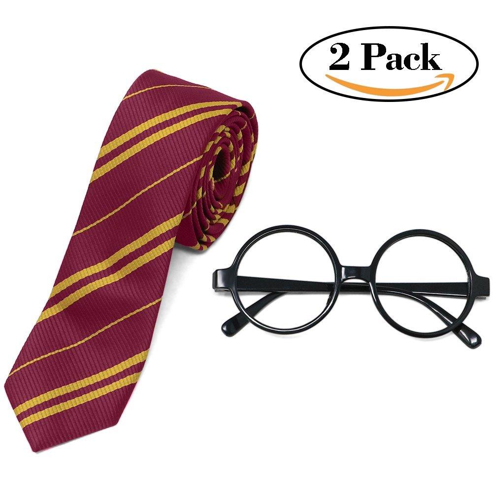 Accesorios de Harry Potter: gafas y corbata imagen