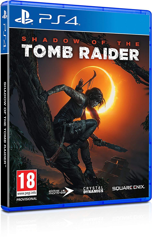 Shadow Of The Tomb Raider Estándar (Edición Exclusiva Amazon) imagen