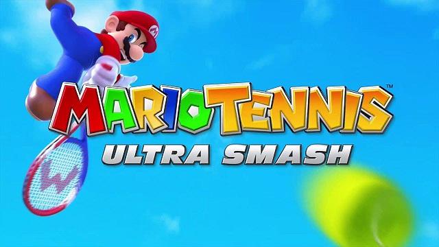 Mario Tennis Ultra Smash imagen