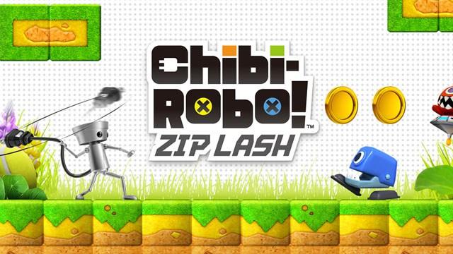Chibi-Robo! Zip Lash imagen