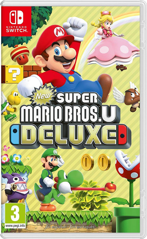 New Super Mario Bros. U Deluxe imagen