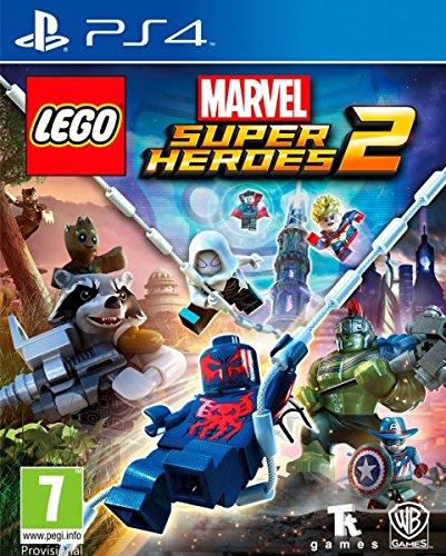 Lego Marvel Super Heroes 2 (PS4) imagen