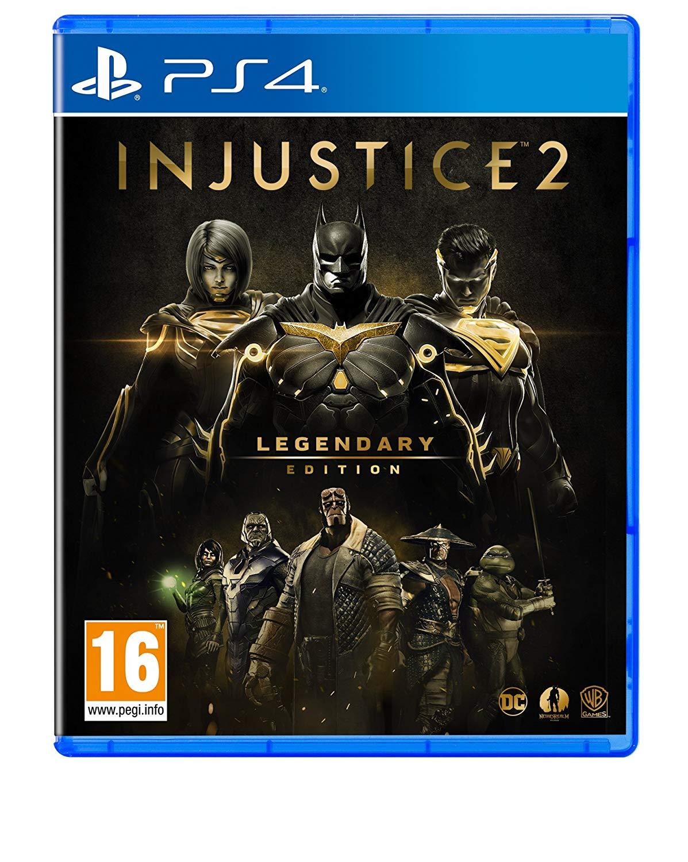 Injustice 2 - Legendary Edition (PS4) imagen