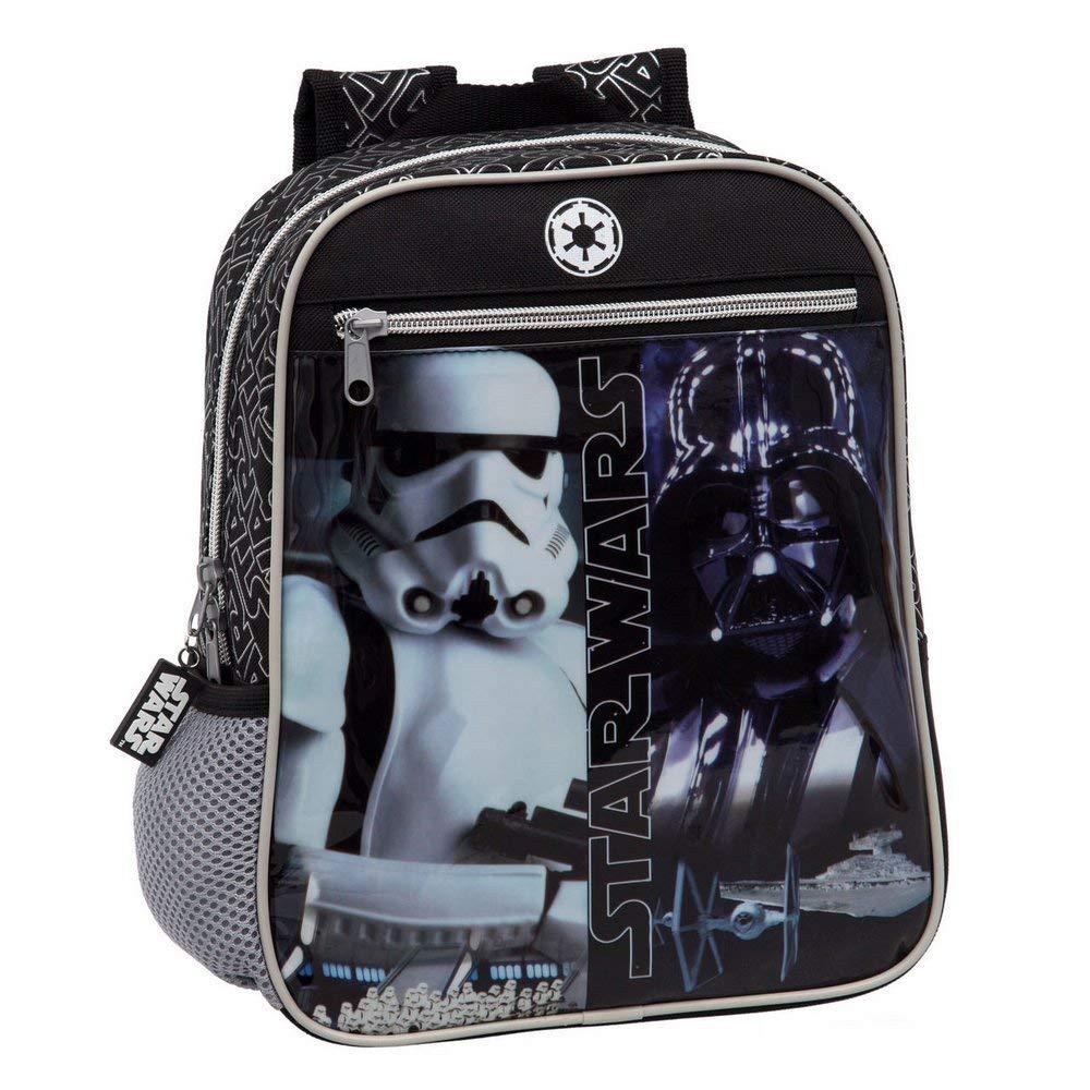 Star Wars Mochila Preescolar, Color Negro imagen