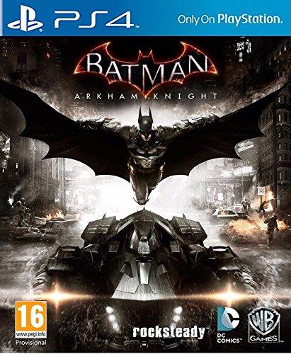 Batman: Arkham Knight PS4 imagen