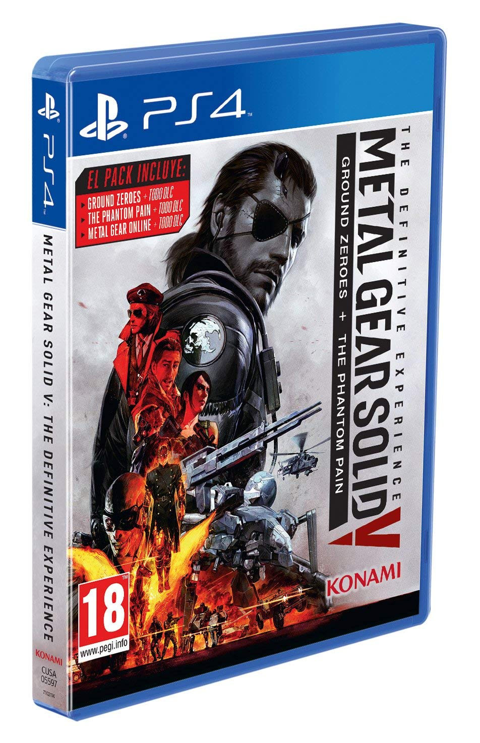 Metal Gear Solid V: The Definitive Experience imagen