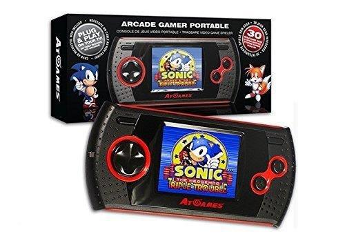 Consola Retro Master Arcade Gamer Portátil imagen