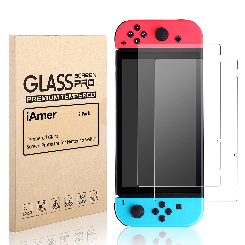iAmer Protector de Pantalla para Nintendo Switch imagen