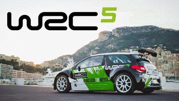 WRC 5 imagen