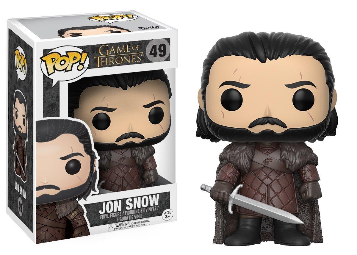 FunKo POP! Jon Snow Season 7 imagen