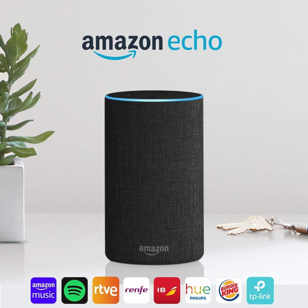 Amazon Echo (2.ª generación) imagen