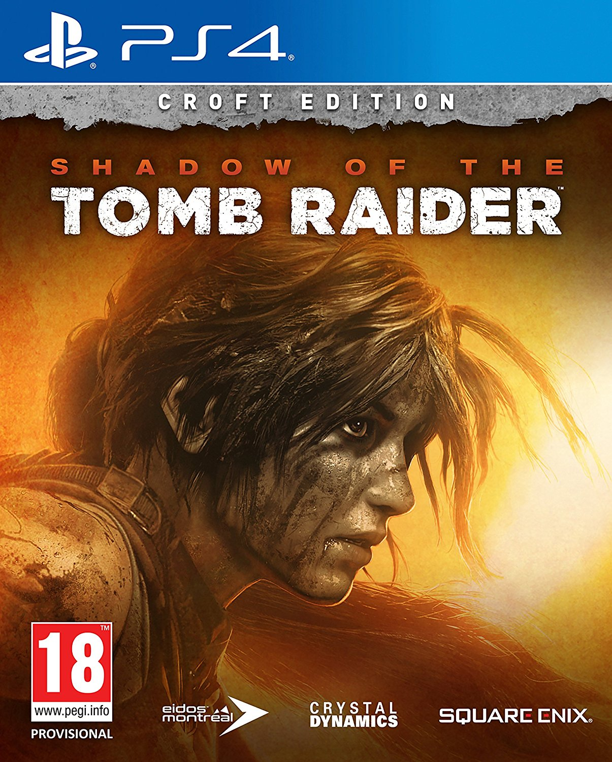 Shadow Of The Tomb Raider: Croft Edition (PS4) imagen