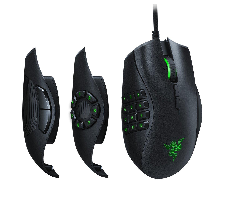 Razer Naga Trinity MOBA/MMO-Gaming-Mouse imagen