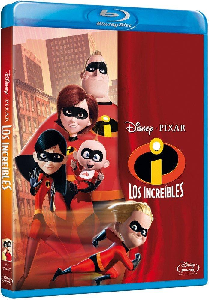 Los increíbles [Blu-ray] imagen