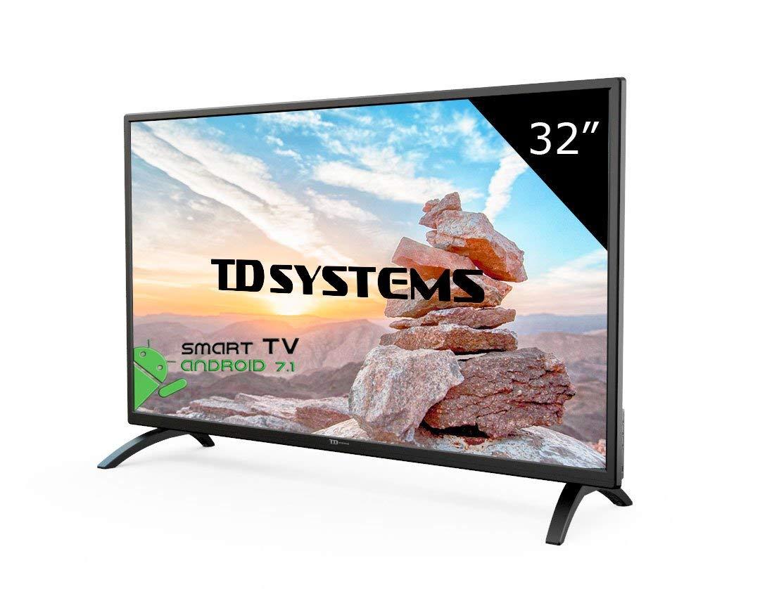 TD Systems K32DLM8HS - Smart TV 32 imagen