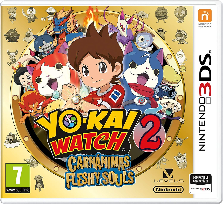 3DS Yo-Kai Watch 2: Carnánimas imagen