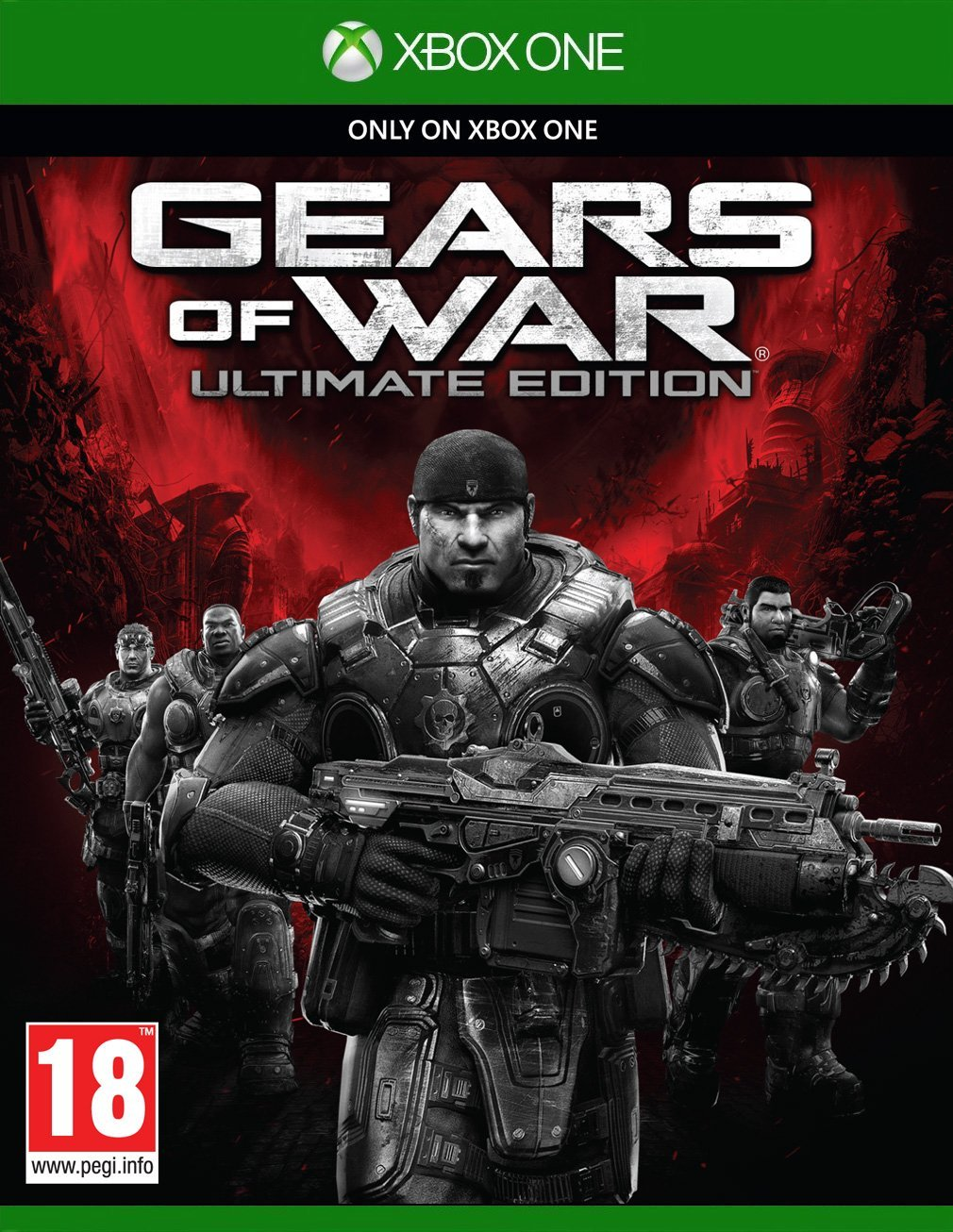 Gears of War Ultimate Edition imagen