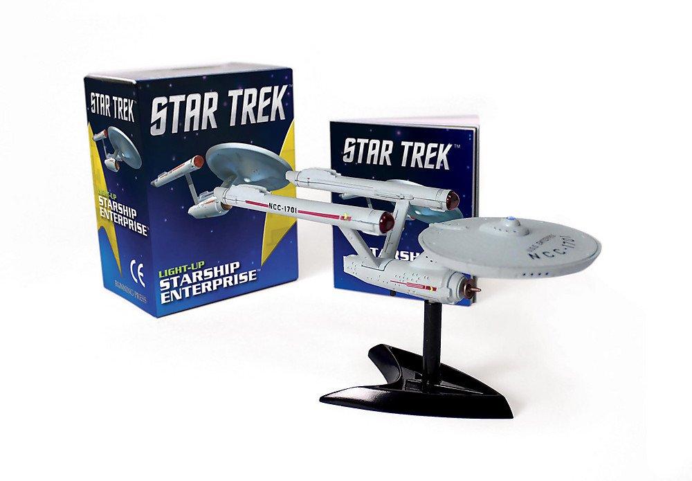 Star Trek: Light-up Starship Enterprise imagen
